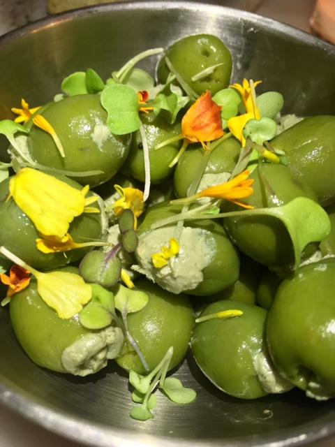 Castelvetrano Olives Plant Miami