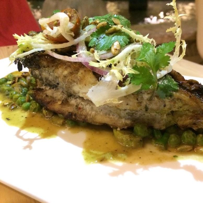 Mayfair Kitchen Yellowtail Fish