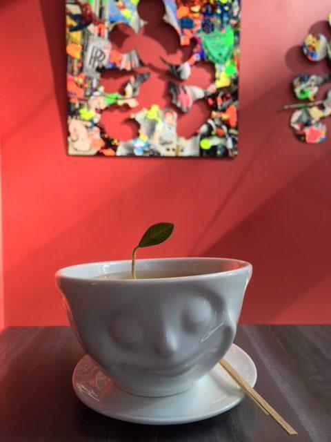 LaMuse Café Tea Cup