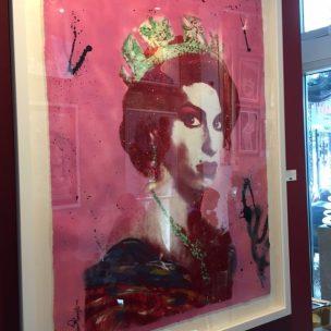 LaMuse Café Amy Art