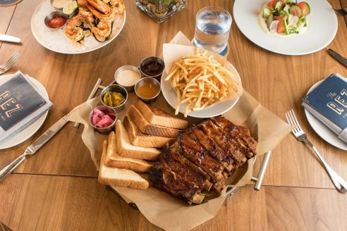 The Rez Grill - St. Louis Ribs