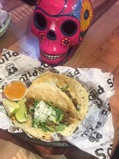 El Miguelito dish at Pilo's Street Tacos