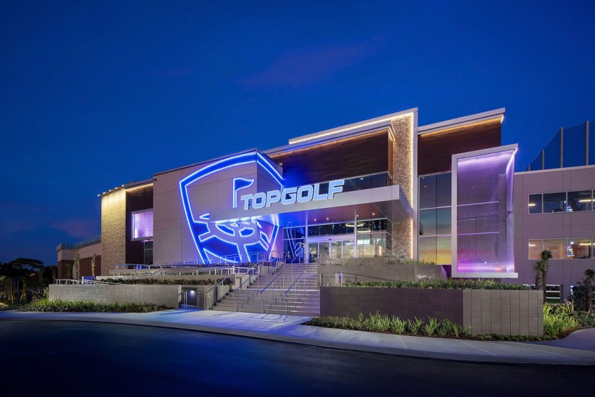 Top Golf Miami - Doral