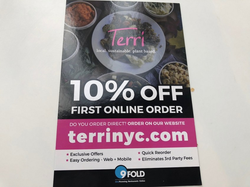 Vegan Food Terri Discount