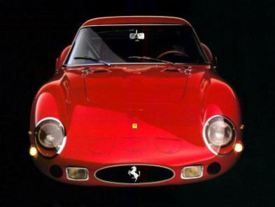 Ferrari GTO 250 / uradno najdražji avtomobil