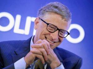 1. Bill Gates
