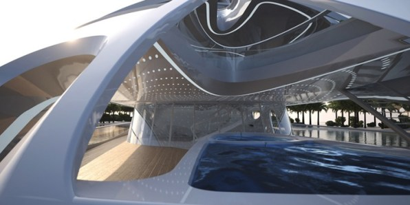 Zaha Hadid - Super Jahts