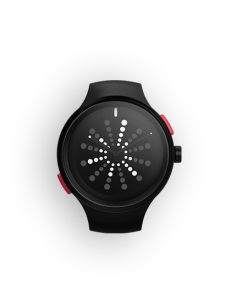 Hibridna ura What Watch