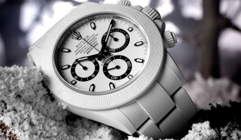 Rolex Daytona Polar Edition