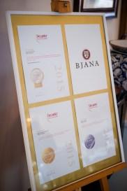 Mednarodna priznanja za penine Bjana