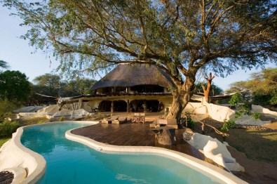 Chongwe River House Pool, Zambija
