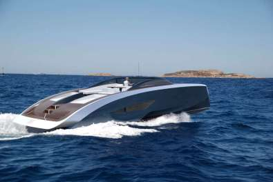 Niniette: jahta Bugatti