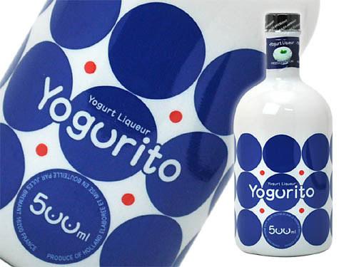 Gosta in sladka pijača, narejena na podlagi jogurta