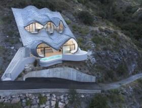 Arhitekturno čudo Casa Del Acantilado