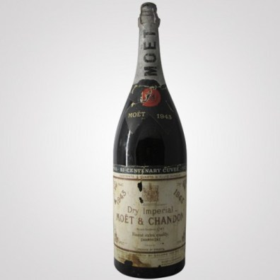 Moet & Chandon The Bicentenary Cuvée Dry Imperial 1943