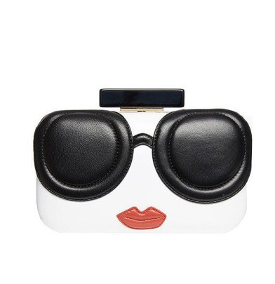 Alice and Olivia 'Stace Face' Clutch