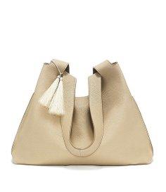 The Row 'Duplex' Calfskin Hobo Bag
