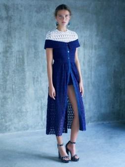 TBA Contrast Floral Lace Midi Dress (shop.ilovetba.com, 300 €)