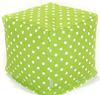 Small Polka Dot Small Cube (overstock.com, okoli 60 evrov)