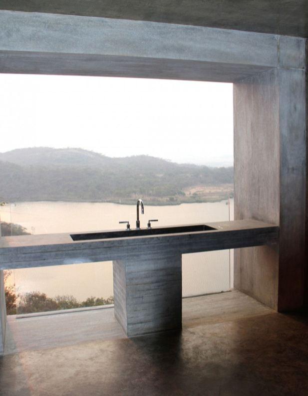 Rezidenca Gota Dam v Afriki