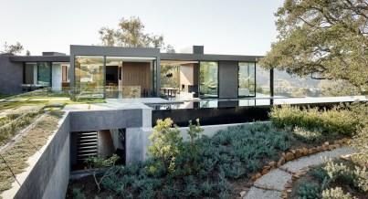 Oak Pass House, Kalifornija, ZDA