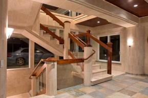 Stopnišče iz marmorja