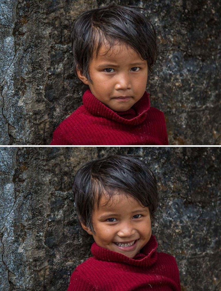 Tyrna Village, Meghalaja, Indija