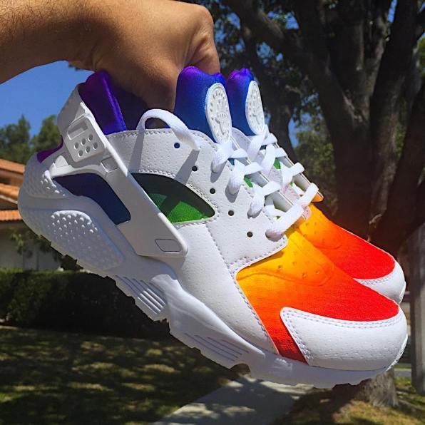 Top personalizirane superge: Nike Huaraches
