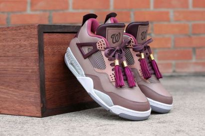 Top personalizirane superge: Air Jordan 4 'Louis Vuitton Don'