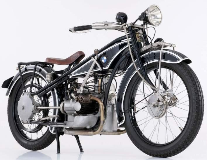 Motocikel BMW R 32