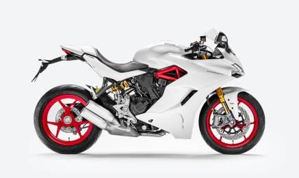 Motocikel Ducati Supersport