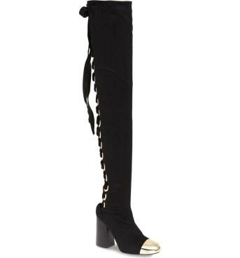 Jeffrey Campbell škornji čez kolena shop.nordstrom.com 245,94 €