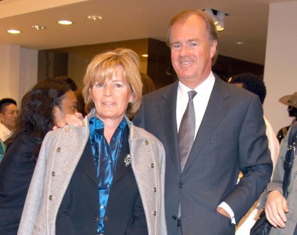 Stefan in Carolyn Persson