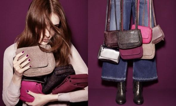 Liebeskind Berlin z novo kolekcijo usnjenih torbic in modnih dodatkov