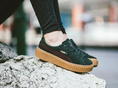 Rihannine superge Puma Creeper so čevelj leta 2016