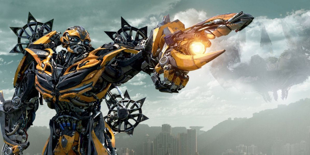 16. Transformerji: Doba izumrtja (Transformers: Age of Extinction, 2014)