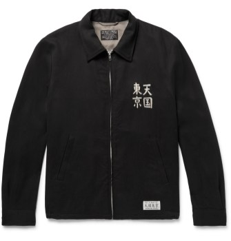 "Souvenir jakne: Wacko Maria, ""souvenir"" jakna iz tila, 660,00 €"