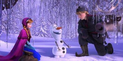 9. Ledeno kraljestvo (Frozen, 2013)