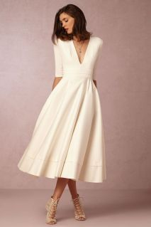 Obleka A-linije