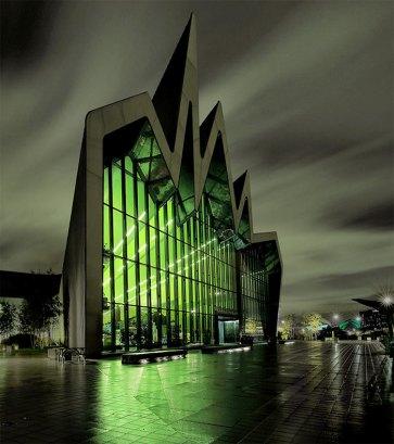 Muzej Riverside, Glasgow