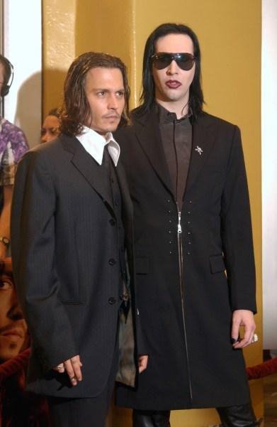Eden izmed njegovih najboljših prijateljev je Johnny Depp.