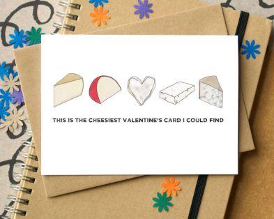 Iskrene valentinove čestitke za vse, ki ne marajo zlajnane romantike.