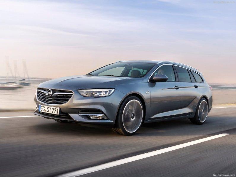 Nova Opel Insignia Sports Tourer (2017)