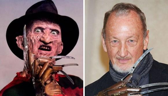 Freddy Krueger – Robert Englund (A Nightmare On Elm Street, 1984)
