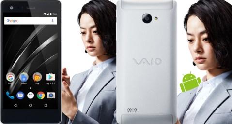 Pametni telefon VAIO Phone A
