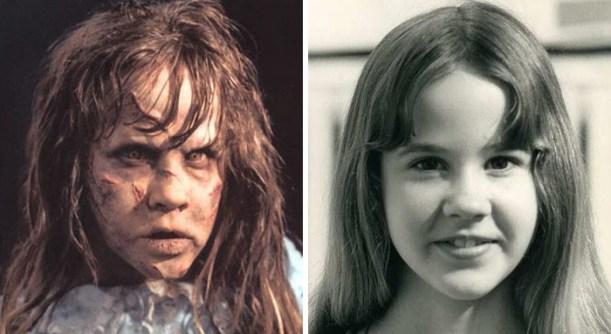 Regan Macneil – Linda Blair (The Exorcist, 1973)