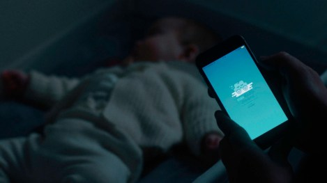 Otroška posteljica Ford Max Motor Dreams