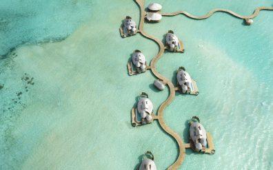 Soneva Jani, najbolj luksuzen hotel na Maldivih