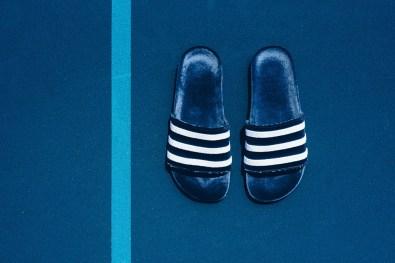 Natikači Adidas Adilette Velvet