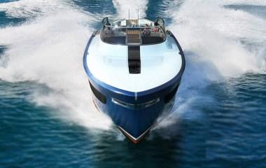 Rolls Royce: jahta Aeroboat S6